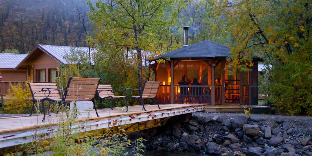 Denali Backcountry Lodge - Denali National Park - Alaska - Doets Reizen