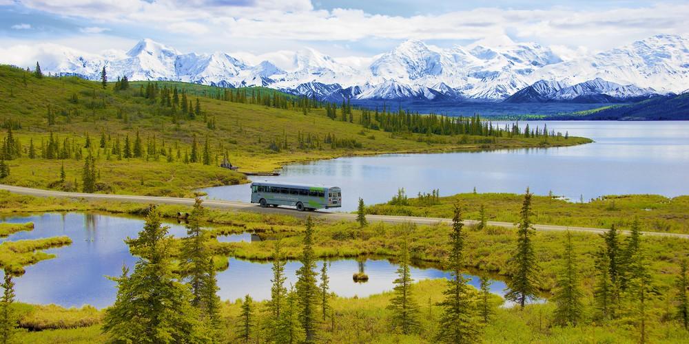 Denali Backcountry Adventure - Denali National Park - Alaska - Doets Reizen