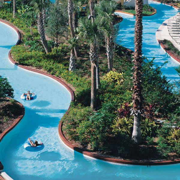 Omni Orlando Resort - Lazy River 1