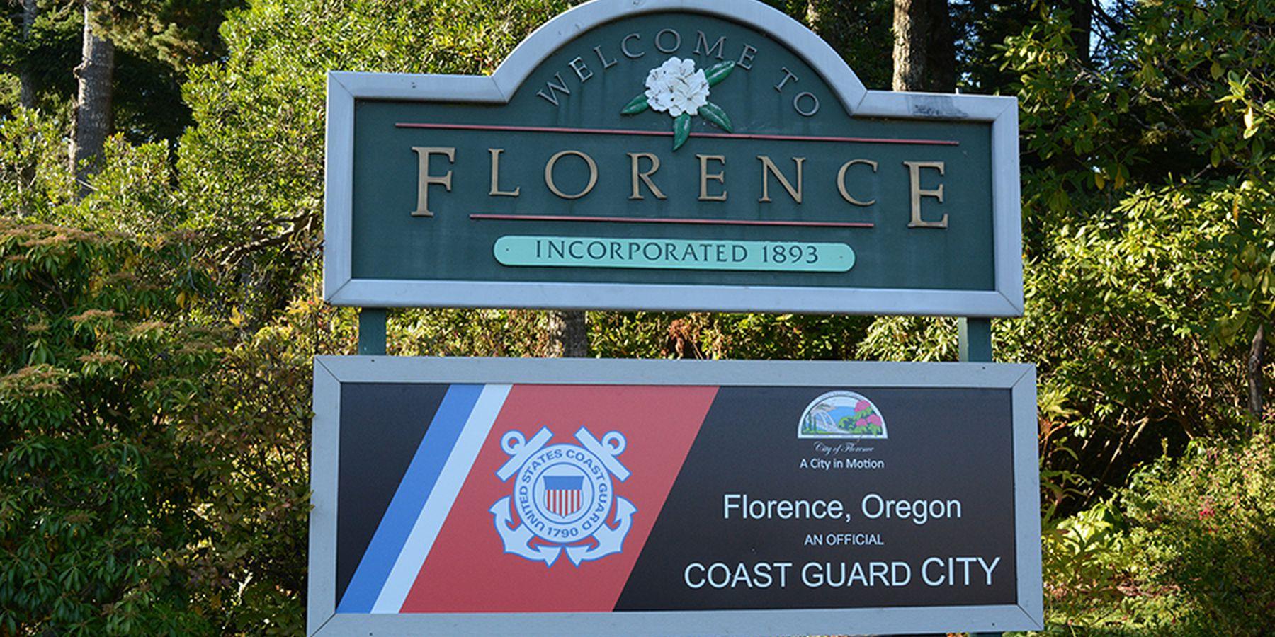 Florence - Astoria - Oregon - Doets Reizen