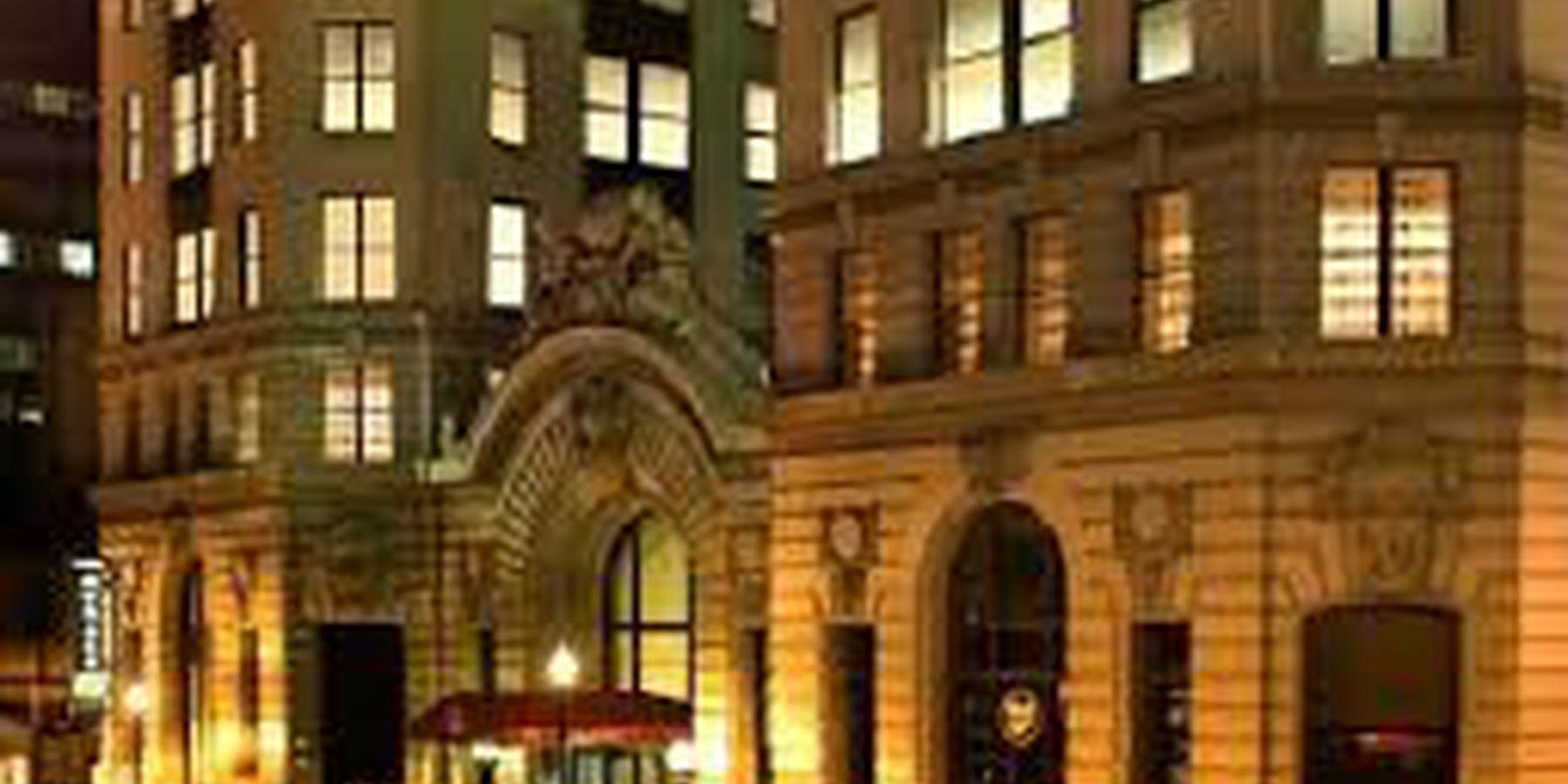 Hotel Monaco Baltimore ext