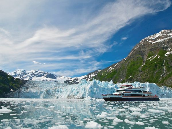 26 Glacier Cruise Prince William Sound - Anchorage - Alaska - Doets Reizen