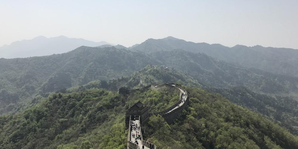 Chinese Muur - Beijing - China - Doets Reizen
