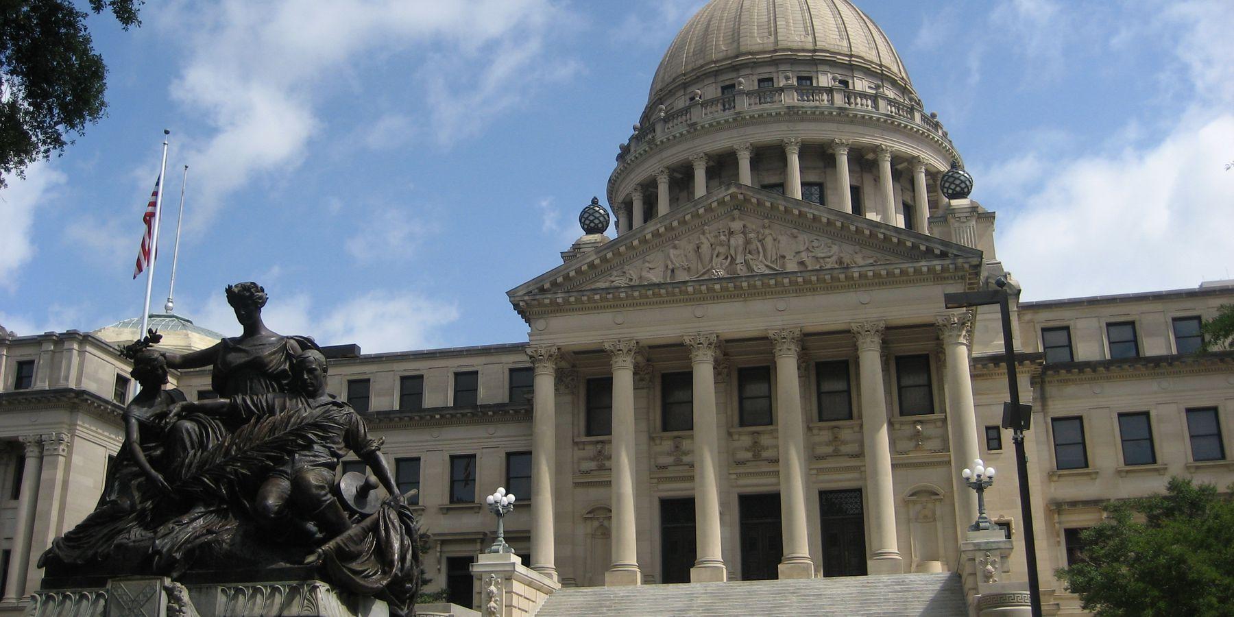 Jackson - Mississippi - Amerika - Doets Reizen
