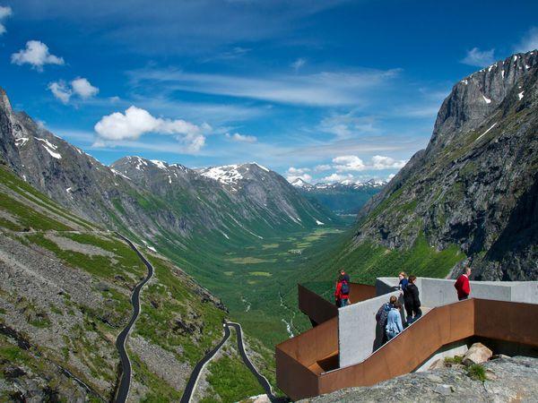 Trollstigen  - Doets Reizen - Vakantie Noorwegen - Credits VisitNorway.com