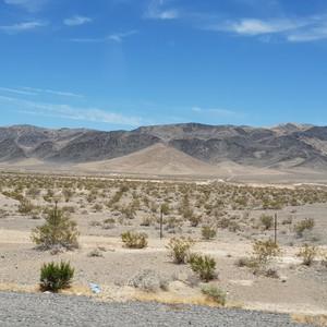 """"""" Op weg naar Death Valley"""" - Dag 13 - Foto"""