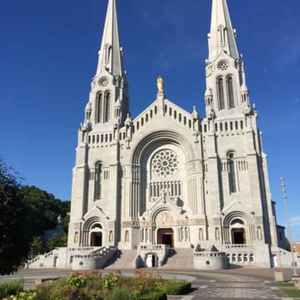 Sainte Anne-de-Beaupré - Quebec - Canada - Doets Reizen