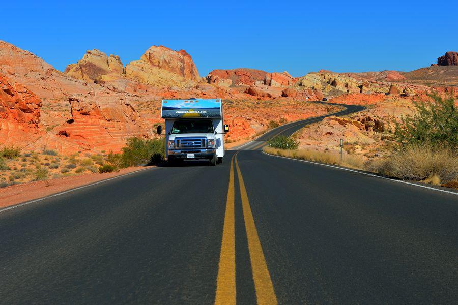 Cruise America - Arizona -  Doets Reizen