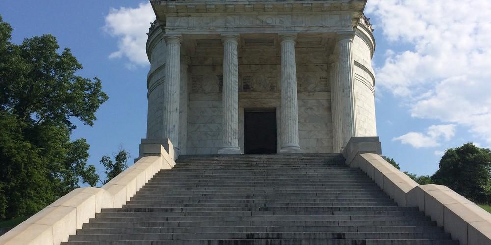 Vicksburg - Mississippi - Amerika - Doets Reizen