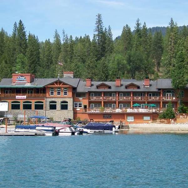 The Pines Resort - vooraanzicht