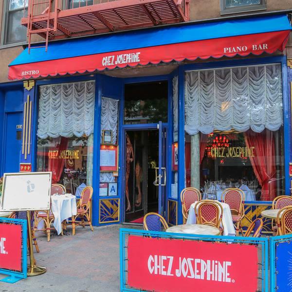 Chez Josephine - New York - Doets Reizen
