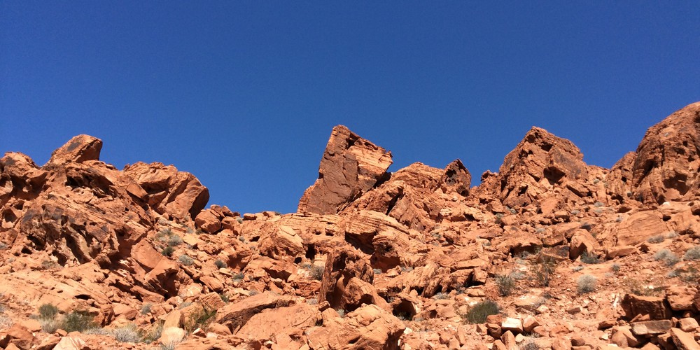 Valley of Fire State Park - Nevada - Doets Reizen