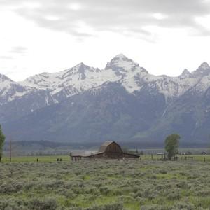 reisdag 28 6 juni Grand Teton Park - Dag 28 - Foto