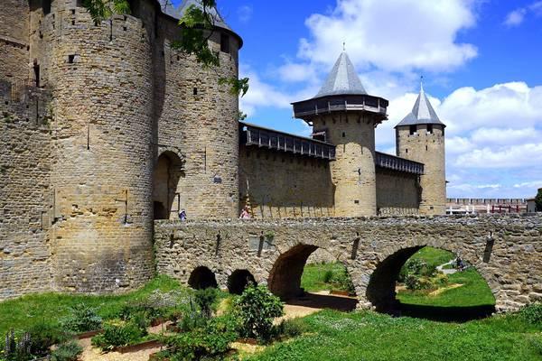 Middeleeuws kasteel Carcassonne Doets Reizen - Frankrijk afbeelding van Josep Monter Martinez via Pixabay