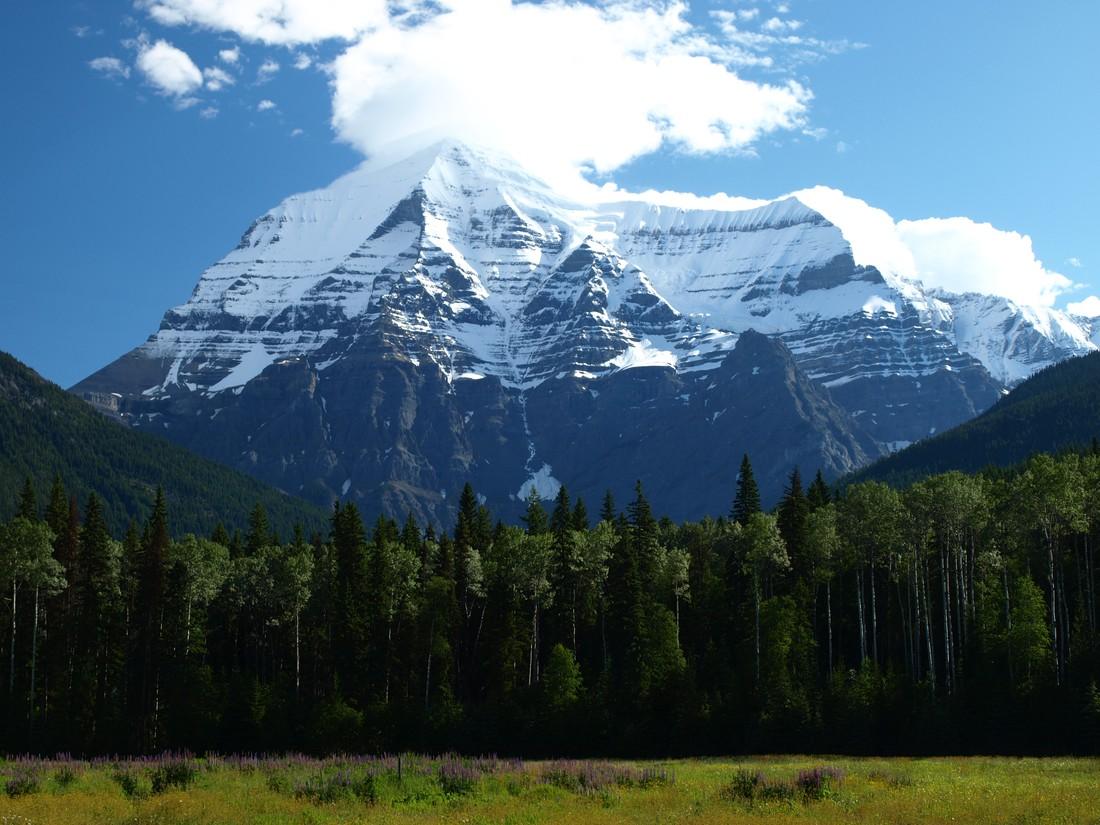 Mount Robson - Jasper National Park - Alberta - Canada - Doets Reizen