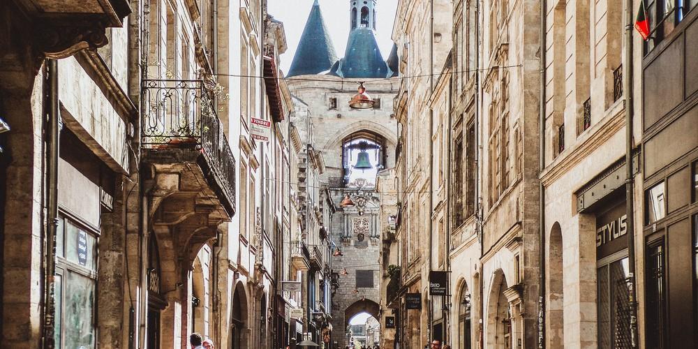 Bordeaux- Doets Reizen afbeelding van Niki Nagy via Pixabay | Frankrijk