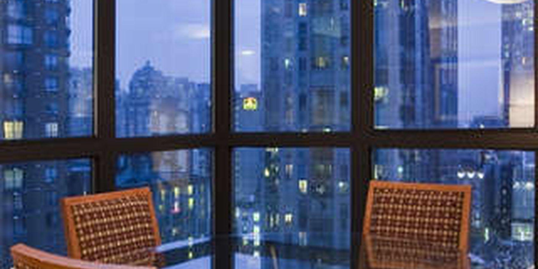 The Landis Hotel - interior