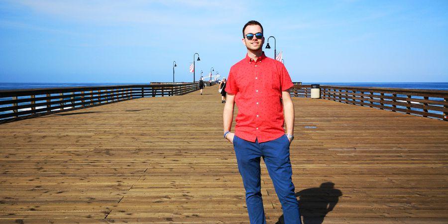 Pismo Beach - California - Amerika - Doets Reizen