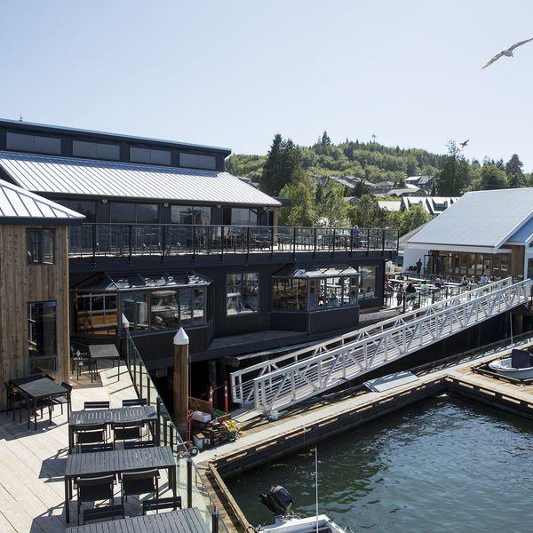 Tofino Resort and Marina - 1