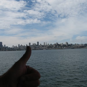 Reisdag 49 27 juni San Francisco - Dag 49 - Foto