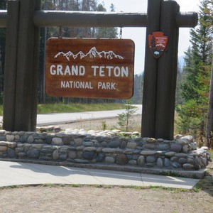Grand Teton National Park - Dag 8 - Foto