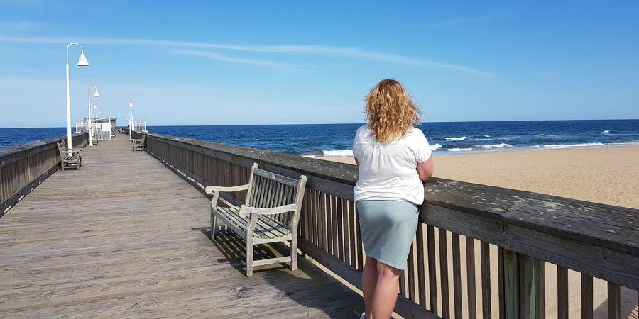 Georgia Beach - Amerika -Doets Reizen