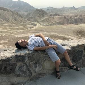 Bijzonder heet in Death Valley - Dag 18 - Foto