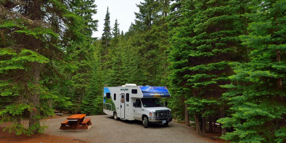 Cruise Canada - Camper huren Canada - Camping West Canada - Doets Reizen