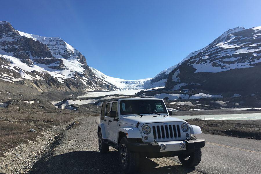 Icefields Parkway - British Columbia - Canada - Doets Reizen