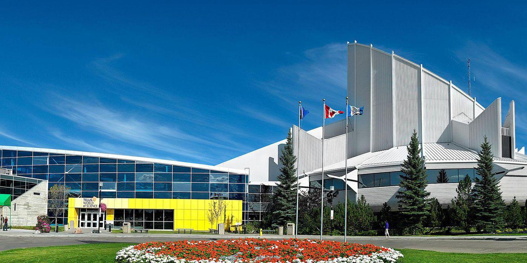 Telus World of Science - Alberta - Canada - Doets Reizen