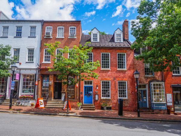 Alexandria - Washington D.C. - Doets Reizen
