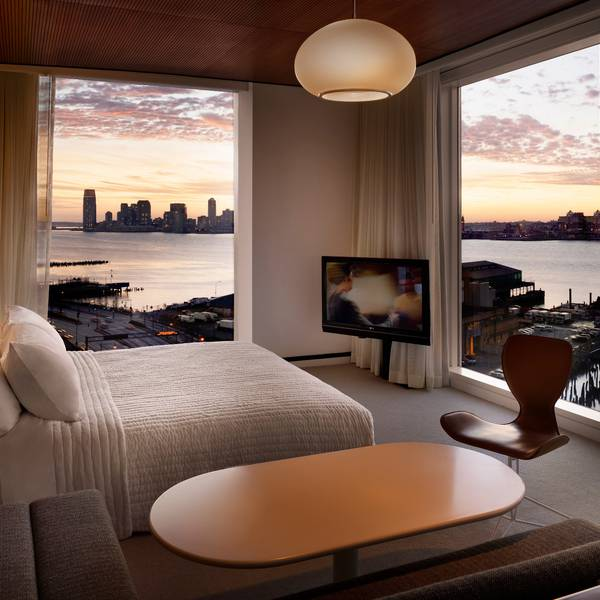 The Standard, High Line - room