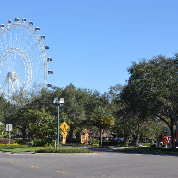 International Drive - Orlando - Florida - Doets Reizen