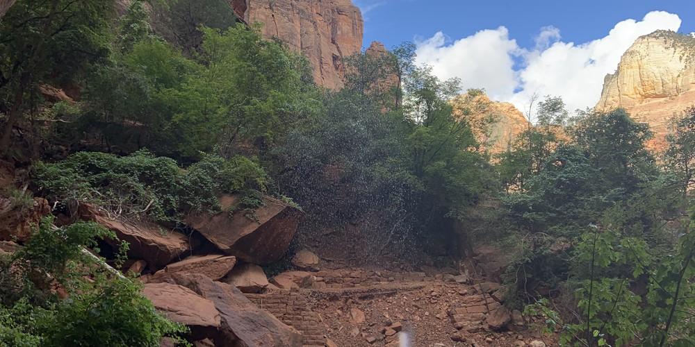 Zion National Park - Utah - Doets Reizen