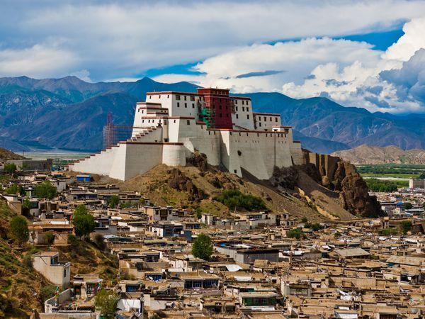 Shigatse - Tibet - China - Doets Reizen