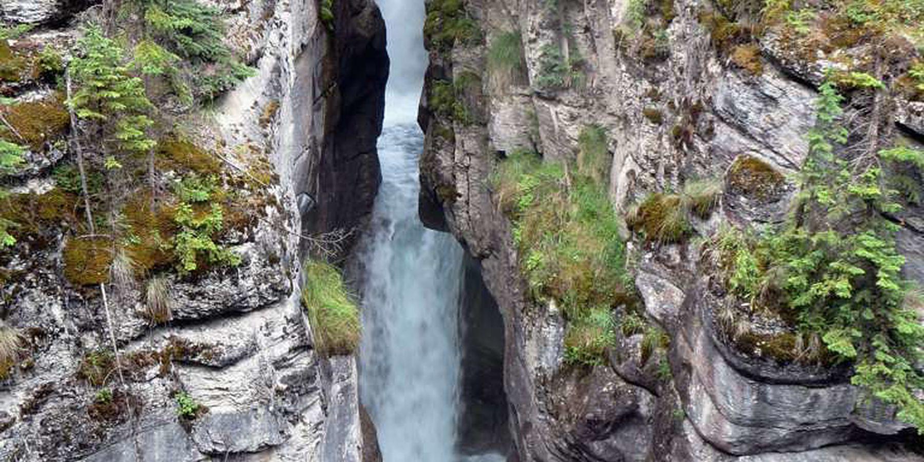 Maligne Canyon - Jasper National Park - Alberta - Canada - Doets Reizen