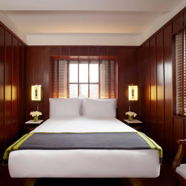 Hudson Hotel New York City - standard room