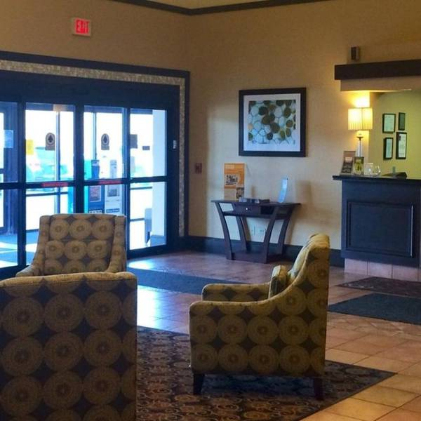 Comfort Suites O'Hare Airport, hotellobby
