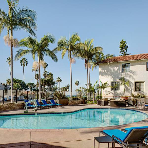 Hyatt Santa Barbara - pool