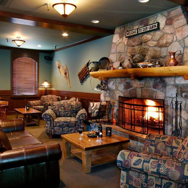 Marmot Lodge Jasper - lobby