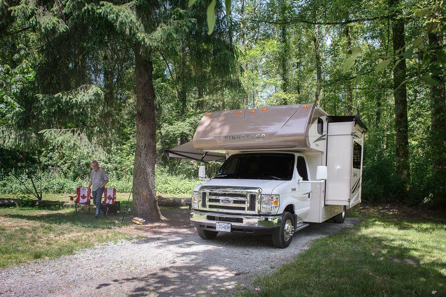 Kamperen met de camper van Traveland RV