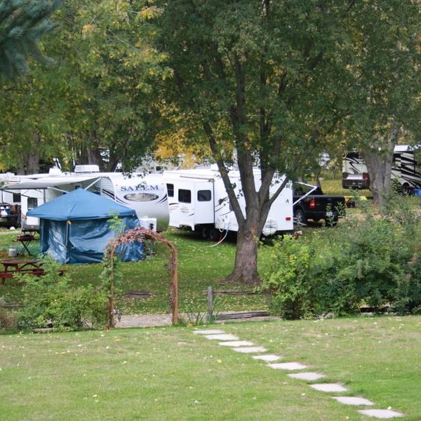 Nicolston Dam RV Park & Campground, sfeerimpressie