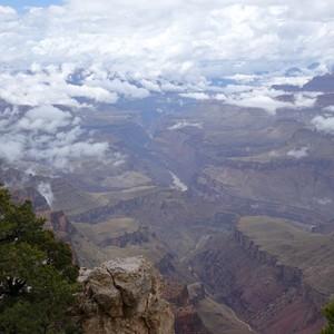 Op weg naar de Grand Canyon - Dag 19 - Foto