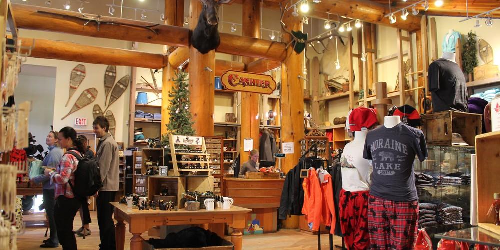 Moraine Lake Lodge - Canada - Doets Reizen