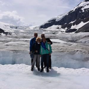 Jasper -  Columbia Icefield - Dag 16 - Foto