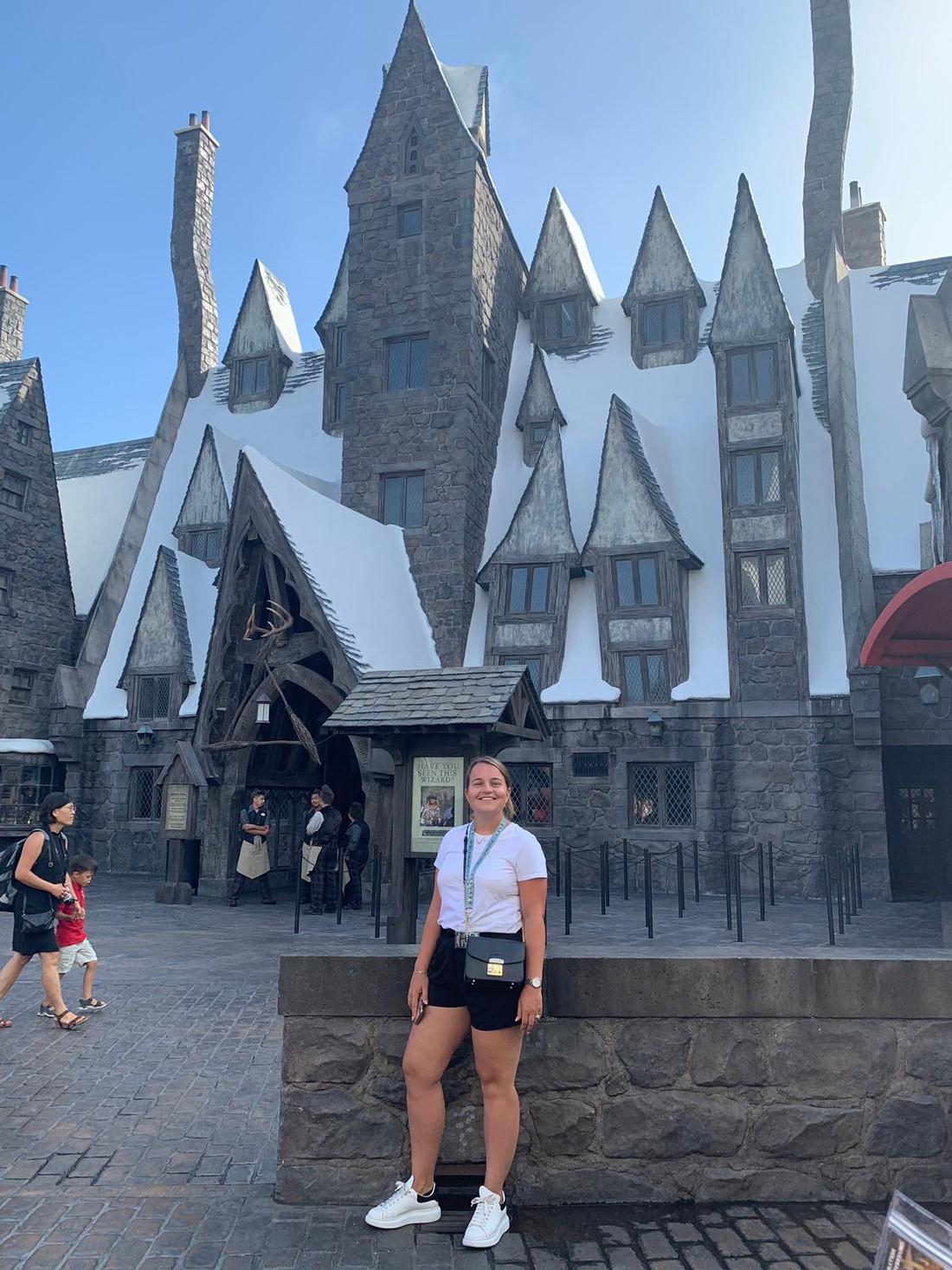 Harry Potter - Universal Studio's - Los Angeles - California - Amerika - Doets Reizen
