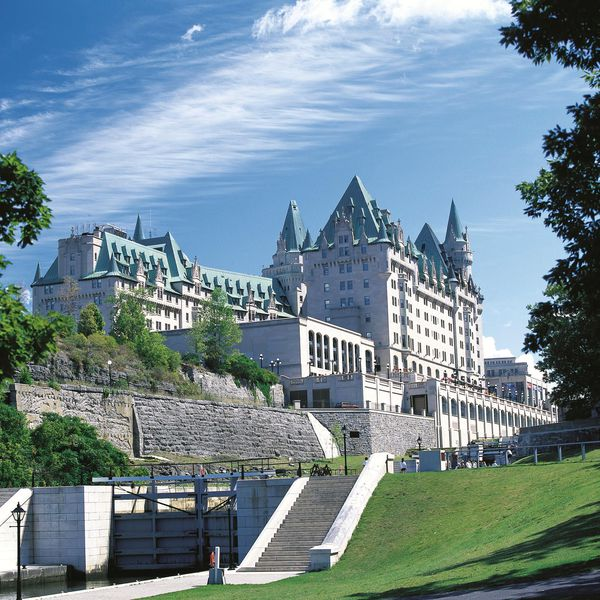 Fairmont Chateau Laurier1