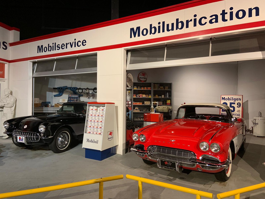 National Corvette museum - Bowling Green