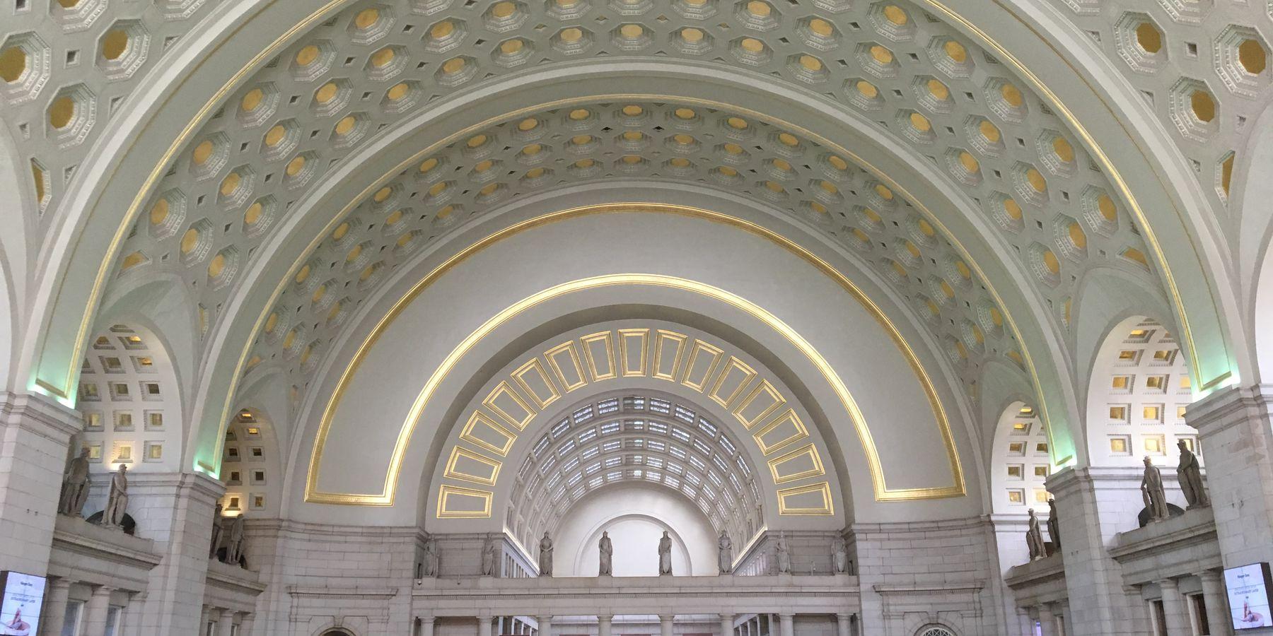 Union Station - Washington D.C. - Doets Reizen