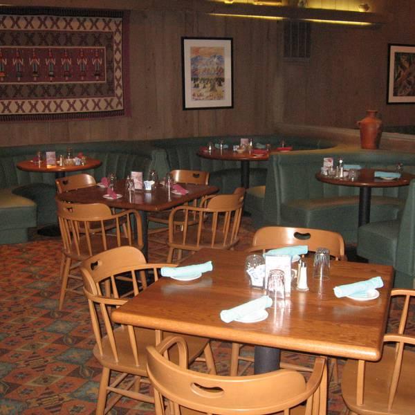 Stove Pipe Wells - restaurant